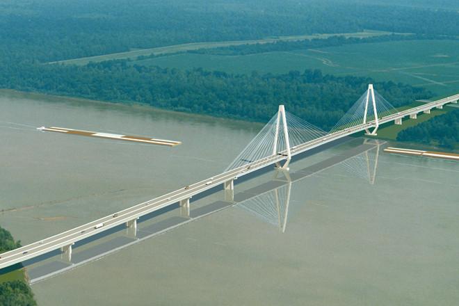 Fort Smith, Great River Bridges Comprise Arkansas' 'Wish List'