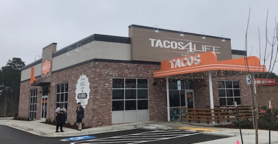 Tacos 4 Life Opens in Little Rock on March 1