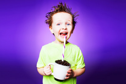 Stay on High Alert About Kids & Caffeine