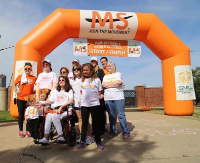 Walk MS: Central Arkansas Brings Awareness to Disease
