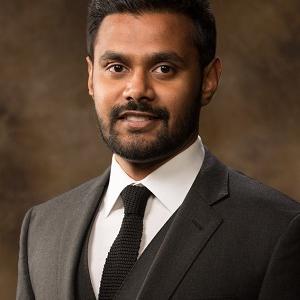 UA Names Mervin Jebaraj CBER Director