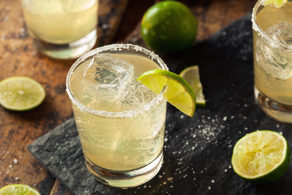 Margarita, cocktail