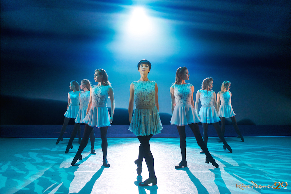 Riverdance 20th Anniversary World Tour at Robinson Center