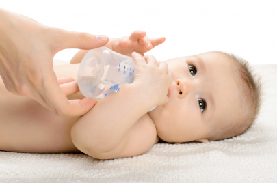 SPONSORED: How Baby Bottles Can Cause Tooth Decay