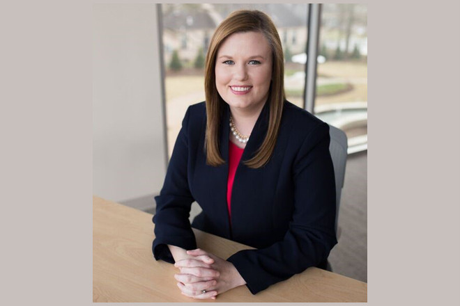 Enid Olvey Promoted at Arkansas Children's Foundation (Movers & Shakers)