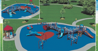 'One Heart' Accessible Playground Coming to North Little Rock