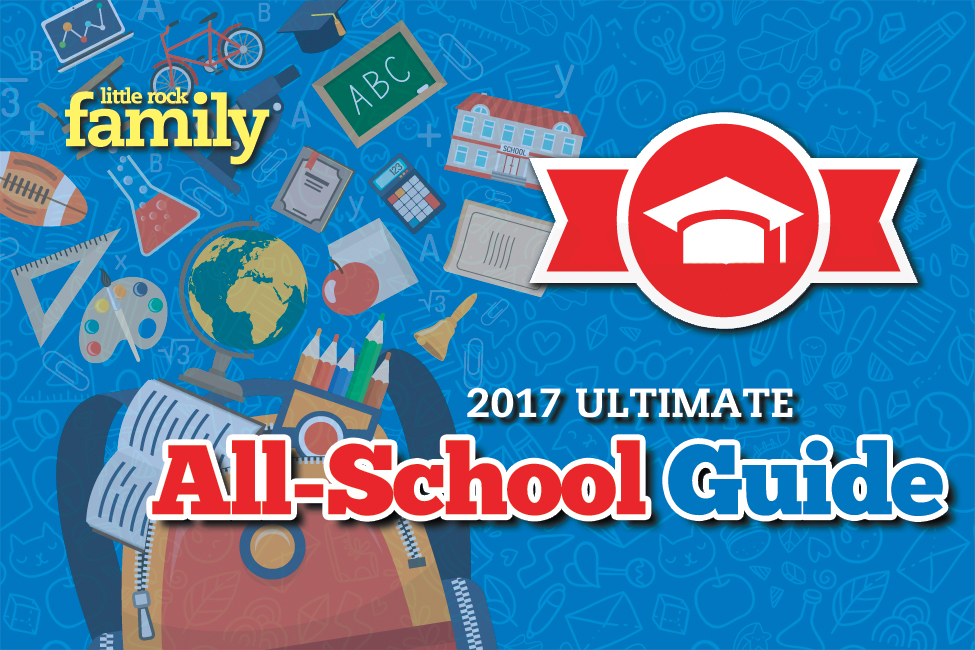 LR Family 2017 Public and Private Schools Guide title