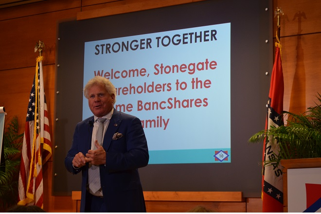 Home BancShares Nabs Florida's Stonegate Bank in $778.4M Deal