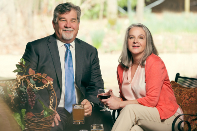 Ask the Experts: Wildwood FEASTival Chairs Vivian and David Norman
