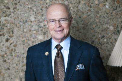 Behind the Smile: Dr. George Morledge III