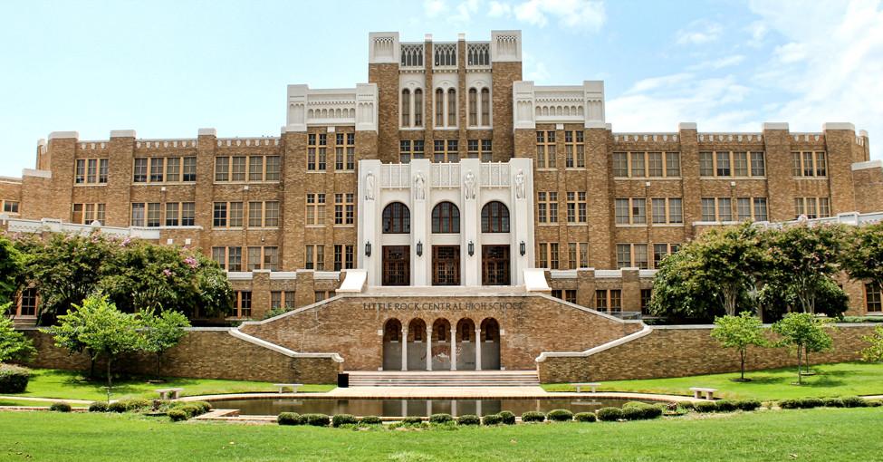 Little Rock Central High School Tour