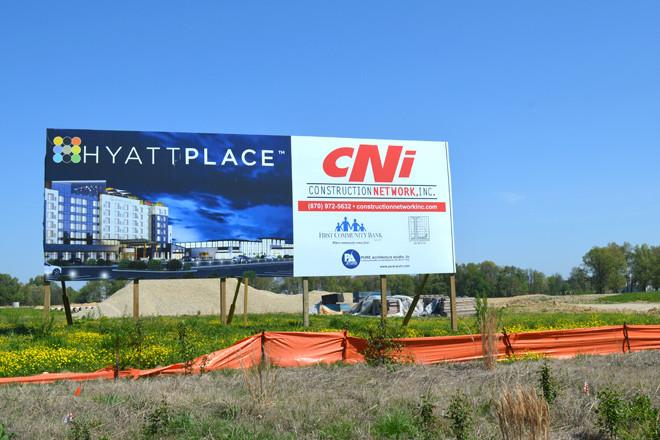 Developer: Jonesboro Hyatt Convention Center Moving Forward
