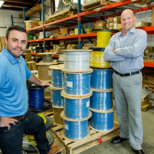 Advanced Cabling Systems Keeps Climbing the Charts
