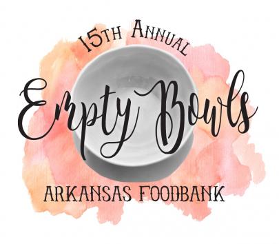 Arkansas Foodbank Raises Hunger Awareness at Empty Bowls