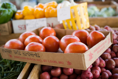Your Guide to Farmers Markets in the Little Rock Metro