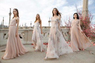 Bridesmaid Trends for Spring/Summer 2017