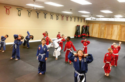 Kids' Night Out Combines Martial Arts, Games