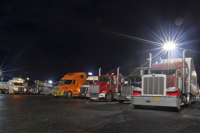 Arkansas Trucking Association Highlights  Parking Problem