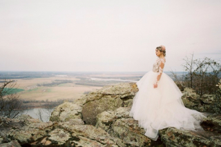 Styled Shoot: Floral-filled Wedding Elopement