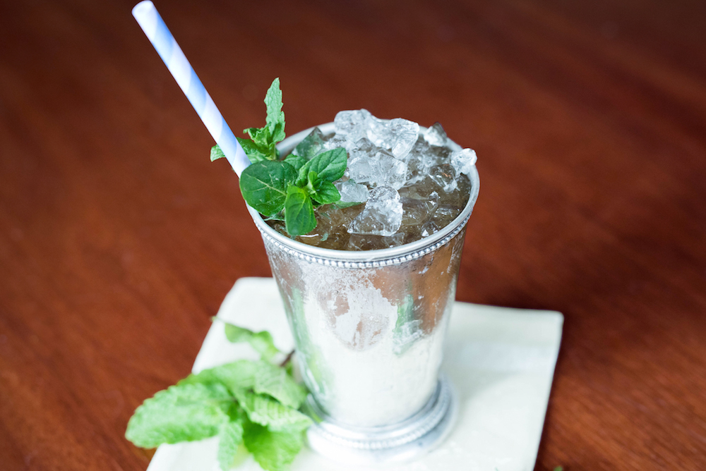Recipe: Southern Silks Mint Julep | Little Rock Soiree Magazine