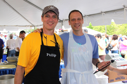 What to Expect at the Greek Food Fest
