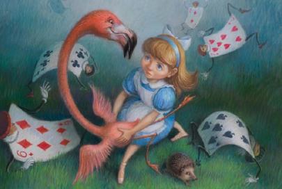 'Alice in Wonderland' Ballet Brings Old Story Back to Life
