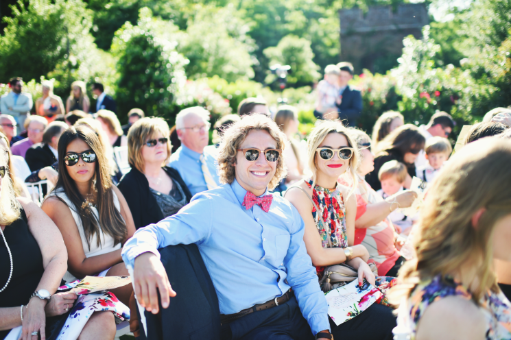 10 Ways to Be a Great Wedding Guest
