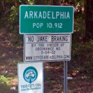 Arkadelphia Is Costly Clog for Truckers