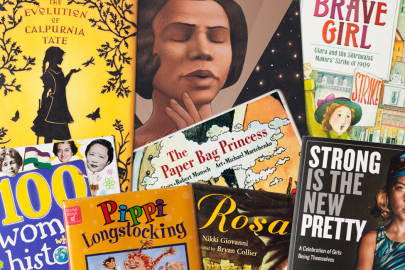 Girl Power: 8 Books to Entertain and Educate Summer Readers