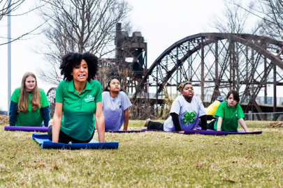 Yoga for Kids Improves Focus, Reduces Stress