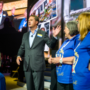Doug McMillon at Annual Meeting: 'We're Building A New Wal-Mart'