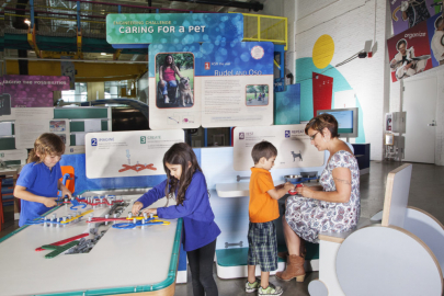 New Engineering Exhibit Open at Museum of Discovery
