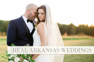 See the 14 Real Weddings from the Fall/Winter 2017 Issue of Arkansas Bride
