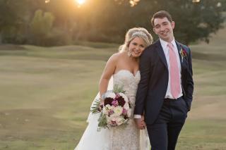 Real Arkansas Wedding: Sydney Gibson & Kyle Matusoff of Hot Springs