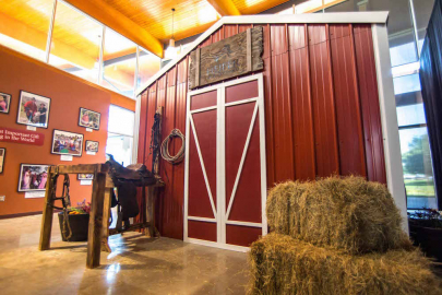 New Exhibit Opening at Heifer International