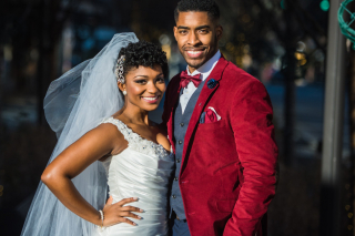Real Arkansas Wedding: Tiara Jones & Cordell Piggee in Little Rock