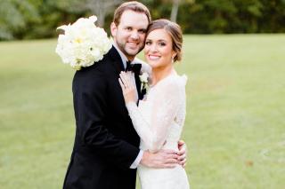 Real Camden Wedding: Megan Lindsey & Blane Howard of Hot Springs