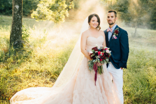 Real Athens Wedding: Casey Hunter of Newhope & Dustin Bissell of Dierks