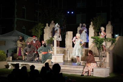 SPONSORED: Arkansas Shakespeare Theatre Festival Marches On