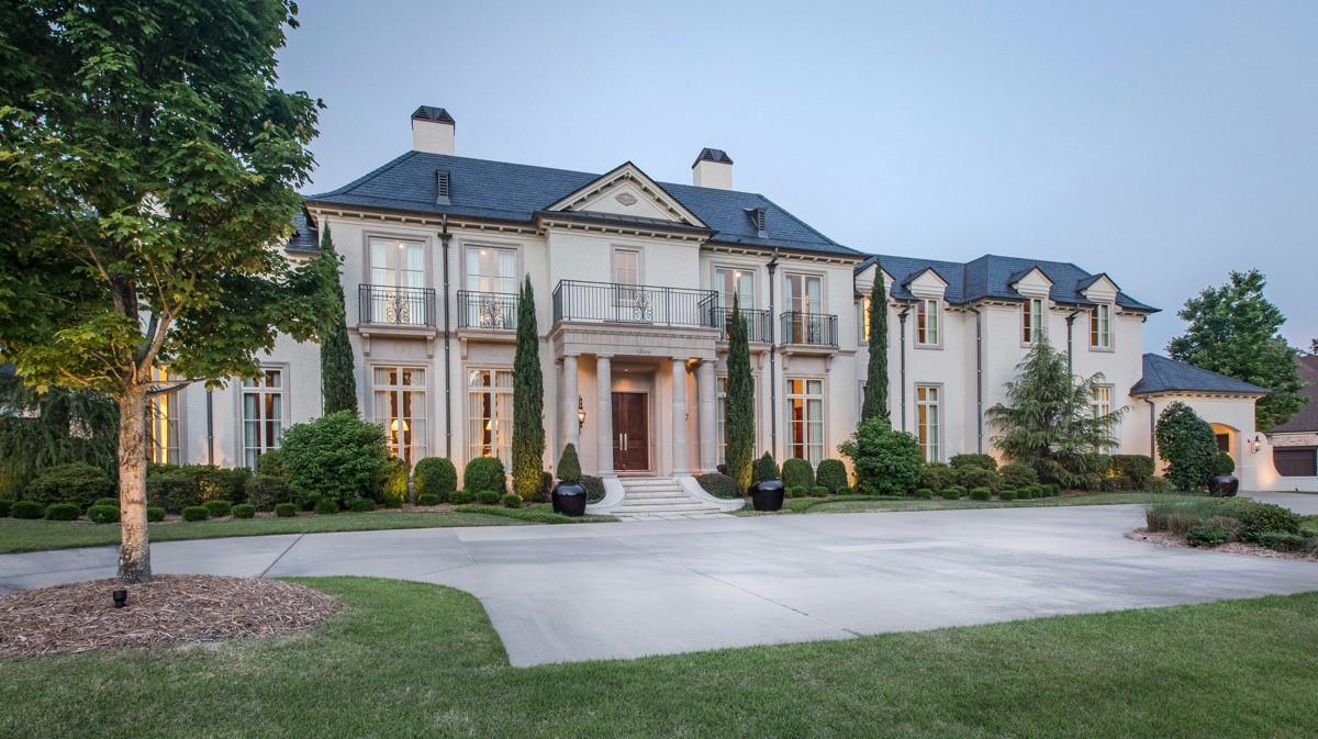 Beautiful Homes Little Rock's Most Beautiful Homes  Little Rock Soiree Magazine