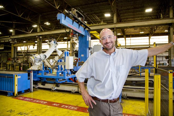 To Gain Edge, Manufacturers Enlist Robots