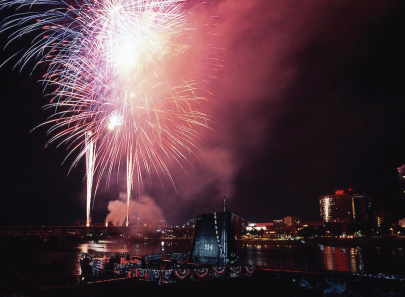 Where to Watch Fourth of July Fireworks in Little Rock