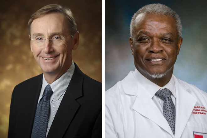 Two UAMS Chancellor Finalists Withdraw; Search to Continue