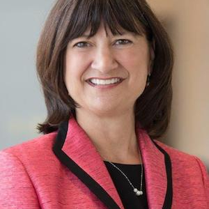 Stephanie Gardner Named Interim Chancellor at UAMS