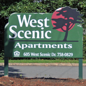NLR's West Scenic Apartments Sold in $4 Million Deal