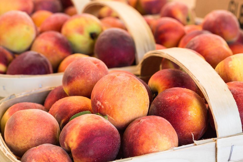 Peach State Insurance >> Summer Bucket List: Picking Peaches at Faulkner Lake ...