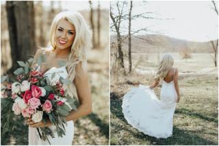 Arkansas Bride: Callye Morris