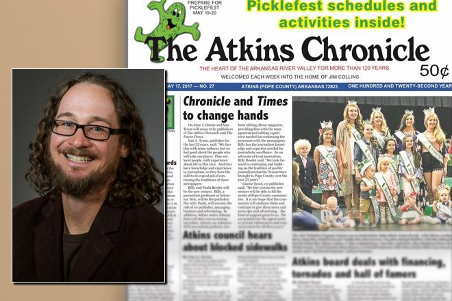 98c3dd0ab8 Atkins Chronicle s Obituary