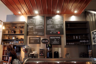 Inside the Brand New Nexus Coffee & Creative