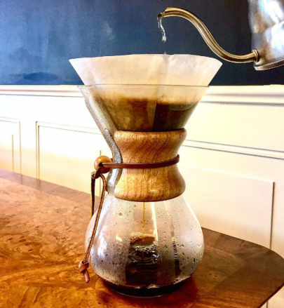 Brew Guide: How to Use a Chemex